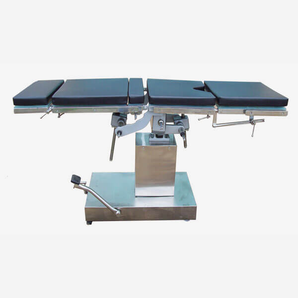 Hydraulic Operating Table or ot Table